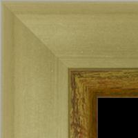 Багетная рама под заказ 370-227 (ширина профиля 35 мм). Для икон, картин, зеркал