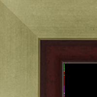 Багетная рама под заказ 370-229 (ширина профиля 35 мм). Для икон, картин, зеркал