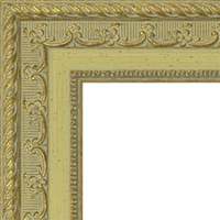 Багетная рама под заказ 390-095 (ширина профиля 36 мм). Для икон, картин, зеркал