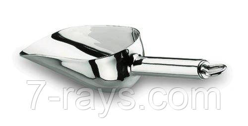 Совок для льда 360 мл. нержавеющая сталь Lacor