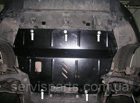 защита на двигатель ситроен берлинго 2007 1,4