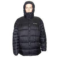 Мужская куртка Columbia  FROST FIGHTER™ HOODED JACKET черная