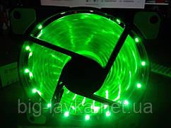 Светодиодный вентилятор на ПК  Зеленый