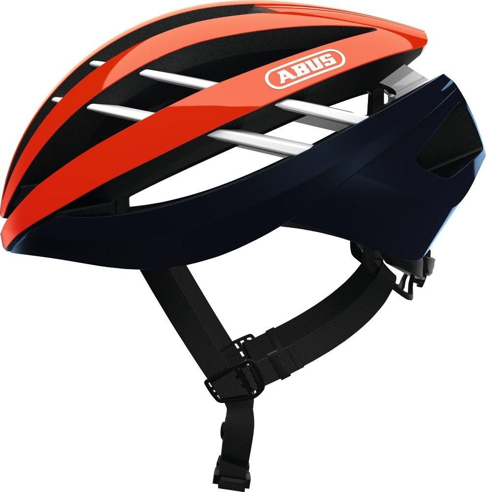 Шолом велосипедний ABUS aventor M 54-58 Shrimp Orange 816741