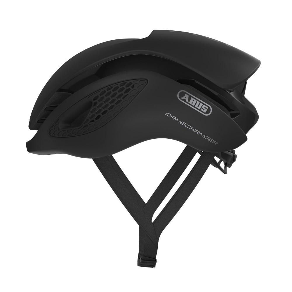 Шолом велосипедний ABUS gamechanger S 51-55 Velvet Black 775918
