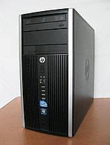 HP Compaq 6200 Pro Tower / Intel Core i5-2400S (4 ядра по 2.5 - 3.3 GHz) / 8 GB DDR3 / 500 GB HDD / nVidia, фото 3