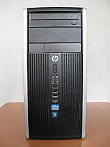 HP Compaq 6200 Pro Tower / Intel Core i5-2400S (4 ядра по 2.5 - 3.3 GHz) / 8 GB DDR3 / 500 GB HDD / nVidia, фото 2