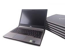 "Fujitsu-Siemens LifeBook E734 / 13.3"" (1366x768) / Intel Core i5-4200M (2(4)ядра по 2.5 - 3.1GHz) / 8GB DDR3 / 120GB SSD / DisplayPort, VGA, WebCamera, фото 2"