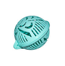 Контейнер для стирки бюстгальтеров Bra Washer, цвет - бирюзовый,, Бюстгальтеры и аксессуары