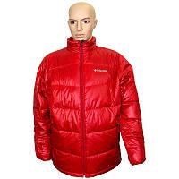 Мужская куртка Columbia GOLD 650 TURBODOWN™ DOWN JACKET красная
