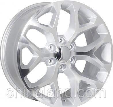 Диски Zorat Wheels ZF-6701 9x20 6x139,7 ET31 dia78,1 (SP)