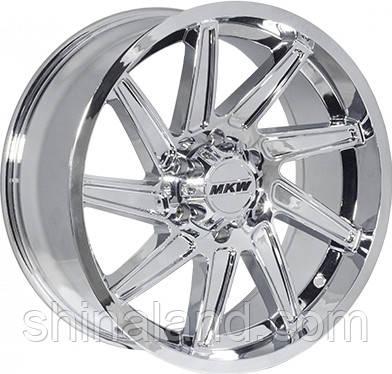 Диски Zorat Wheels ZF-TL9032 9x20 6x139,7 ET10 dia106,1 (Chrome)