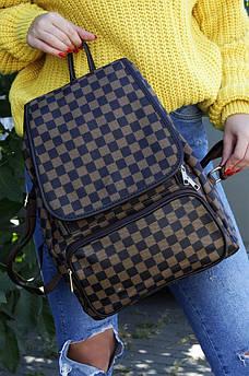 Рюкзак коричневый AAA 122953S