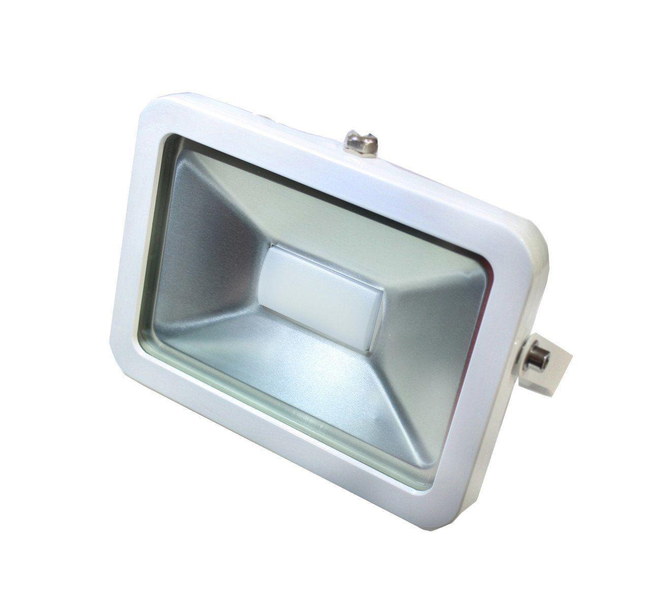 Светодиодный прожектор UkrLed I-PAD Premium 30 Вт, Холодный Белый (6500K) (522)