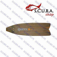 Лопасть для ласт Mares RAZOR PRO, коричневый камуфляж (Braun Сamu)