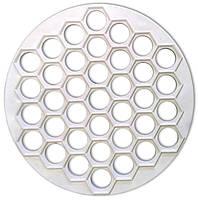 Пельменница пластмассовая, форма для пельменей, Ø26 см