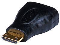 HDMI / Mini HDMI коннектор-переходник., фото 1
