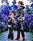 """Тёплый женский спортивный костюм на синтепоне 1-338 """"Стёганка Корона"""" , фото 10"""