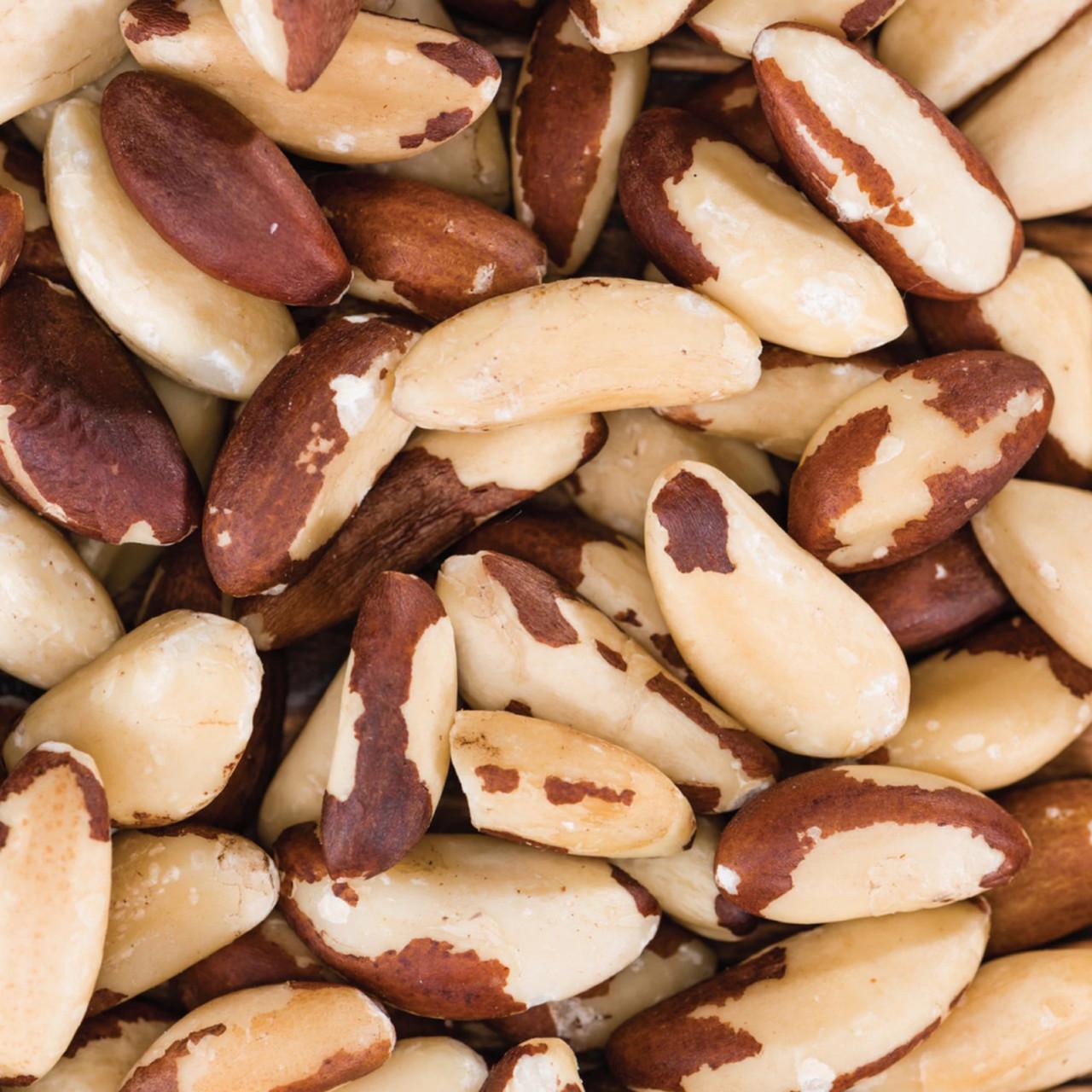 Бразильский орех сушеный, 1кг, калибр медиум, высший сорт, Перу