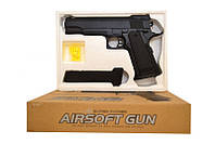 Детский металлический пистолет ZM05, фото 1