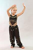 Детский костюм для восточных танцев