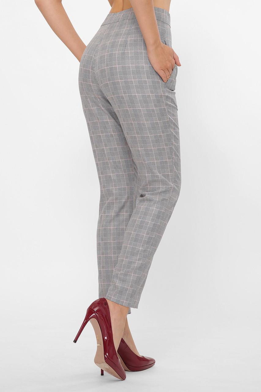 Женские серые брюки Бенжи К