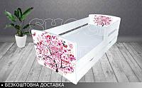 Кровать для девочки Цветочное дерево Киндер Кул 1700Х800, фото 1