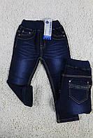 Утепленные джинсы на флисе 2  года