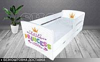 Кровать для девочки Принцесса Киндер Кул 1700Х800, фото 1