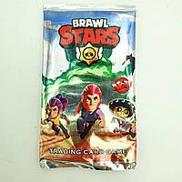 Игровые карты Бравл Старс Brawl stars в комплекте 10 шт, фото 1