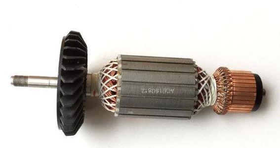 Якорь (ротор) для УШМ Bosch GWS 24-230 (220*54/ посадка 10мм )