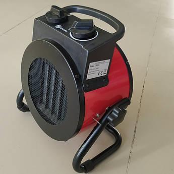 Електрична теплова гармата Crown LXF2P 5 кВт ( Керамічний нагрівальний елемент )