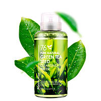 Очищающая вода с экстрактом зеленого чая Farm Stay Pure Natural Green Tea Cleansing Water FarmStay 500 мл