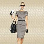 Деловое женское платье – шаг на пути к успеху