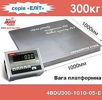 Весы платформенные складские 4BDU300-1010-Е