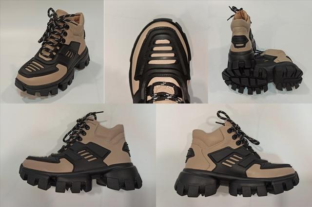 Жіночі масивні черевики, Masheros prad фото