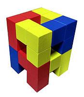 Методика Нікітіна Куточки полегшені Кубики для всіх, фото 2