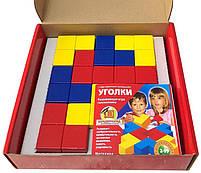 Методика Нікітіна Куточки полегшені Кубики для всіх, фото 3