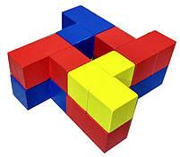 Методика Нікітіна Куточки полегшені Кубики для всіх, фото 4