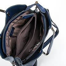 Сумка Женская Классическая кожа ALEX RAI 9-01 1540-1 blue, фото 3