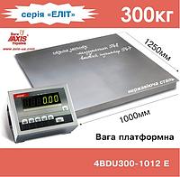 Весы платформенные складские 4BDU300-1012-Е