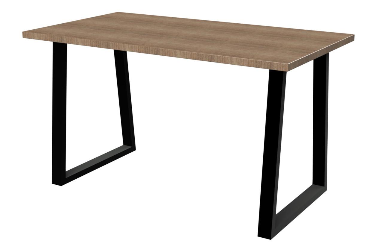 Деревянный письменный стол LOFT с металлическими ножками от производителя