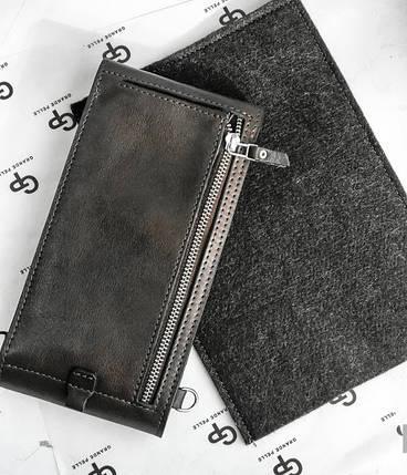 Сумка кошелек, шоколад, фото 2