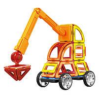 Магнитный конструктор Стройтехника Magnistar LT6001 Limo toy 87 деталей, фото 4