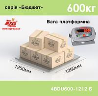 Весы платформенные складские 4BDU600-1010-Б