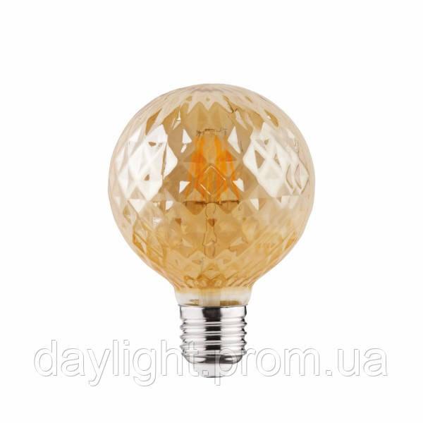 Светодиодная лампа Filament RUSTIC TWIST-4 4W E27