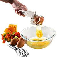 Emson EZ Cracker™ – удобный разбиватель куриных яиц, фото 1