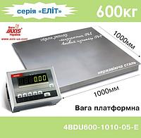 Весы платформенные складские 4BDU600-1010-Е