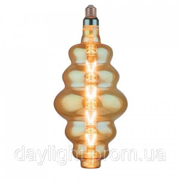 Светодиодная  лампа Filament ORIGAMI-XL 8W Е27 Amber