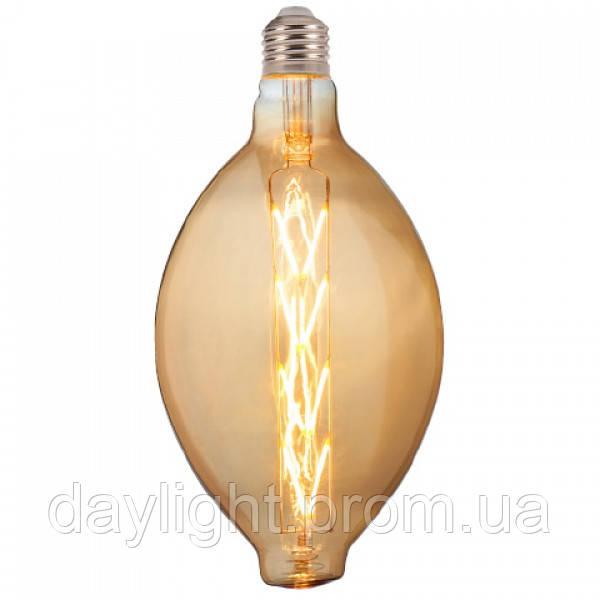 Светодиодная лампа Filament ENIGMA-XL 8W Е27 Amber